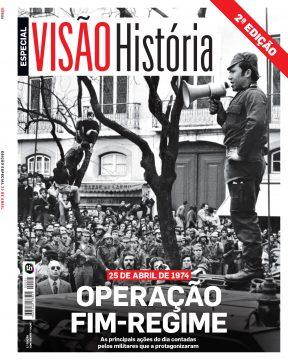 VISÃO História Edição 25 DE ABRIL