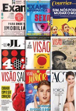Pack 9 revistas