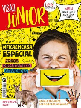 Visão Júnior Especial #FicaEmCasa
