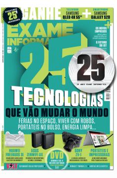 Exame Informática (papel) 1 ano + 6 meses