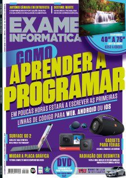 Exame Informática Edição 302
