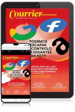 Courrier Internacional (digital) 6 meses + 3 meses