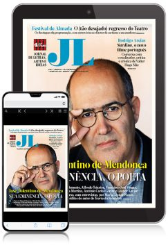 Jornal de Letras (digital) 6 meses + 3 meses