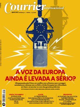 FORA DA EUROPA Courrier Internacional (papel) 6 meses