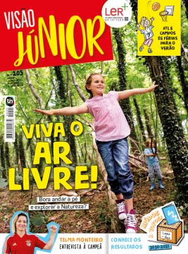 VISÃO Júnior (papel) 6 meses