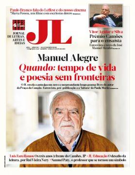 Jornal de Letras Edição 1307