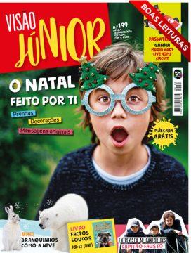 Visão Júnior + Oferta Edição Dezembro c/ Máscara