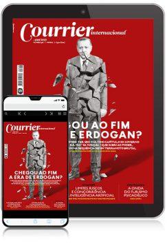 EUROPA Courrier Internacional (digital) 6 meses