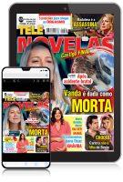 Telenovelas (digital) 1 ano