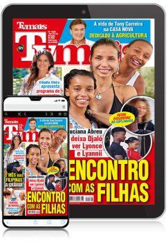 EUROPA TVMAIS (digital) 6 meses