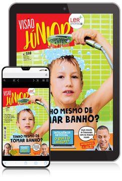 FORA DA EUROPA VISÃO Júnior (digital) 6 meses