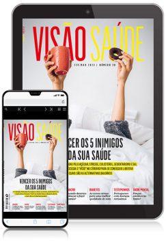 EUROPA VISÃO Saúde (digital) 1 ano