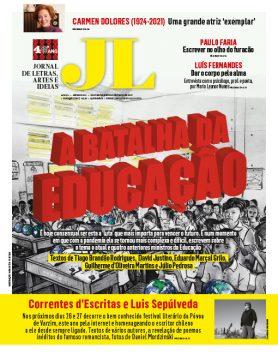 Jornal de Letras Edição 1315