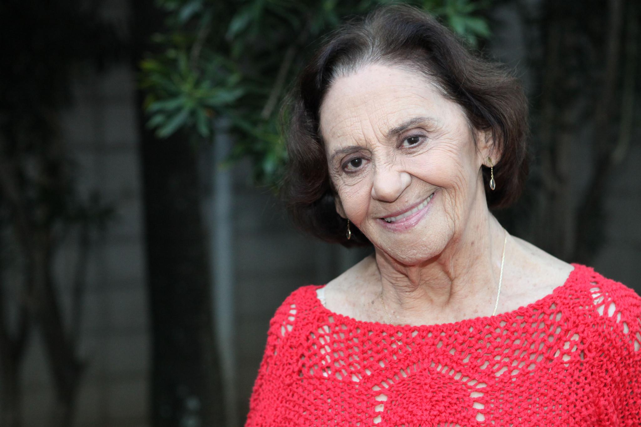 Laura Cardoso gosta de interpretar a malvada Doroteia de