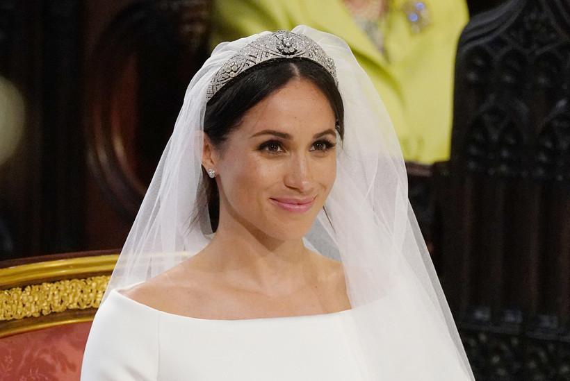 Meghan Markle Escolhe Vestido De Noiva Simples E Elegante