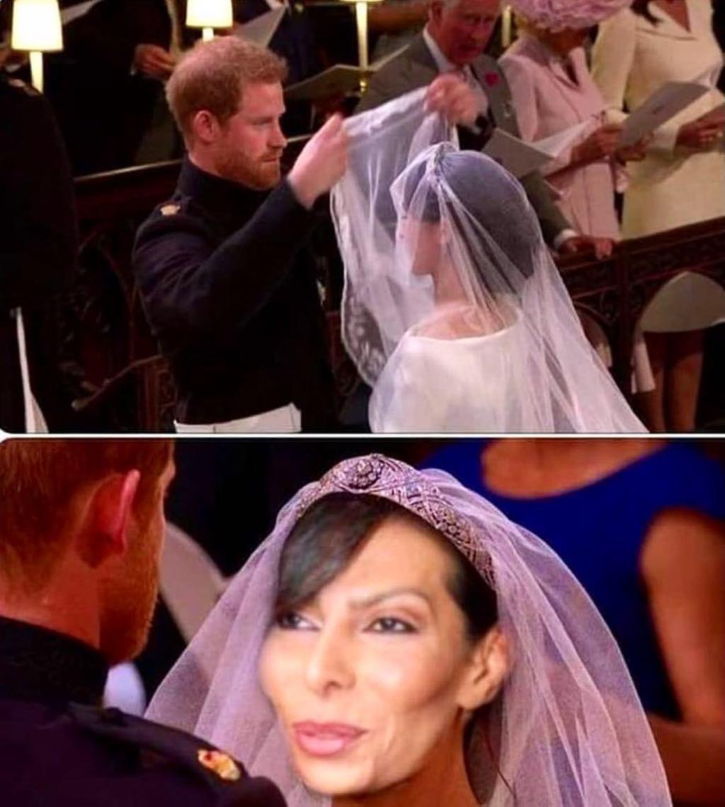 José Castelo Branco experimenta vestido de noiva! Holofote