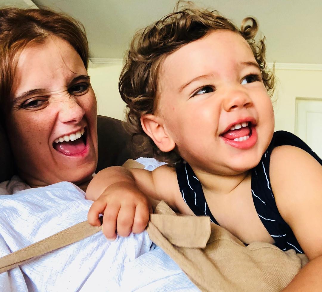 Carolina Deslandes Da A Conhecer Primeiras Palavras Do Filho