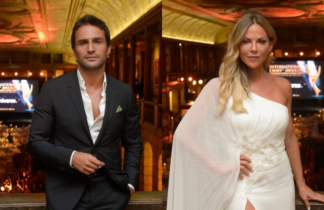 Oceana Basílio e José Fidalgo apaixonados em Tavira?