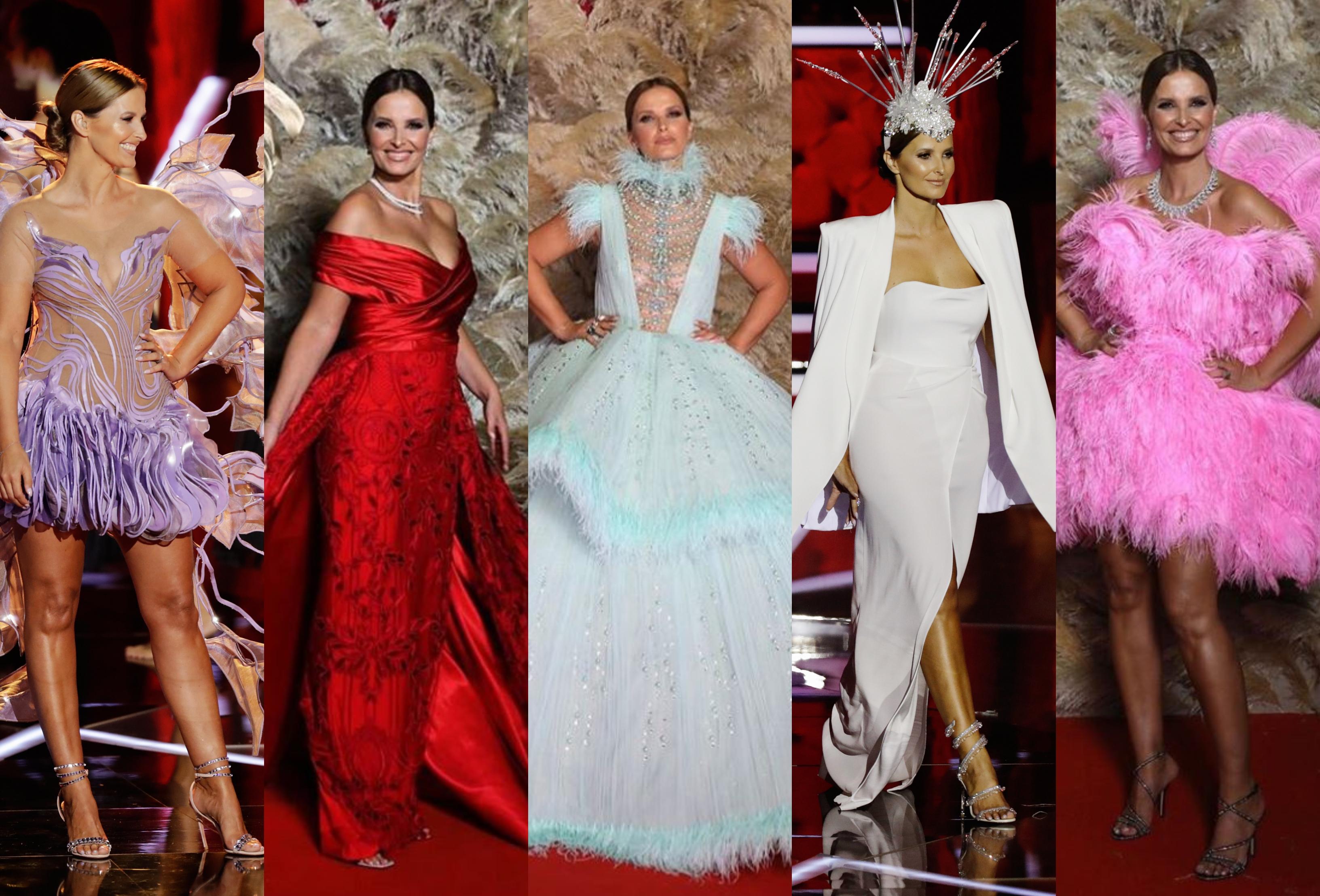 Cristina Ferreira apresenta XXIV gala dos Globos de Ouro Caras