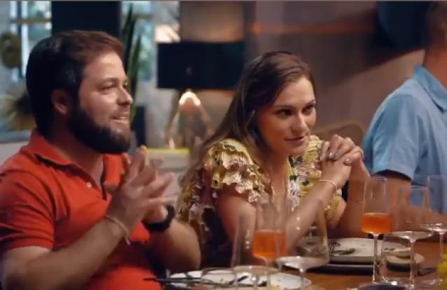 'Casados à Primeira Vista': De 0 a 10, Tatiana revela quanto gosta que Bruno lhe toca