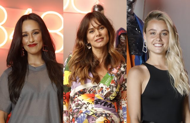 """Rita Pereira, Cláudia Vieira, Kelly Bailey e outras famosas jogam ao """"Eu Nunca"""""""