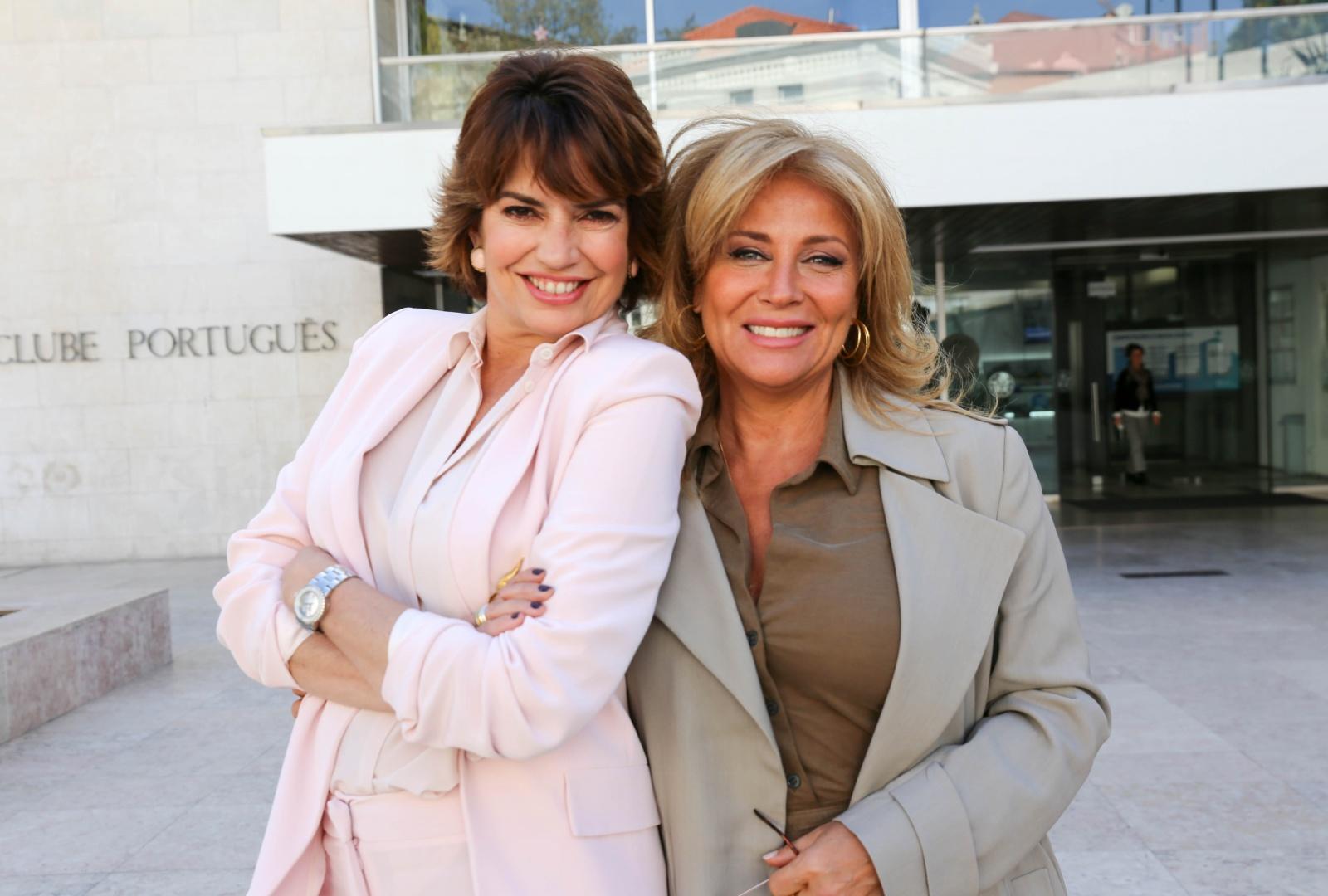 Alexandra Lencastre será a última convidada do programa de Bárbara ...