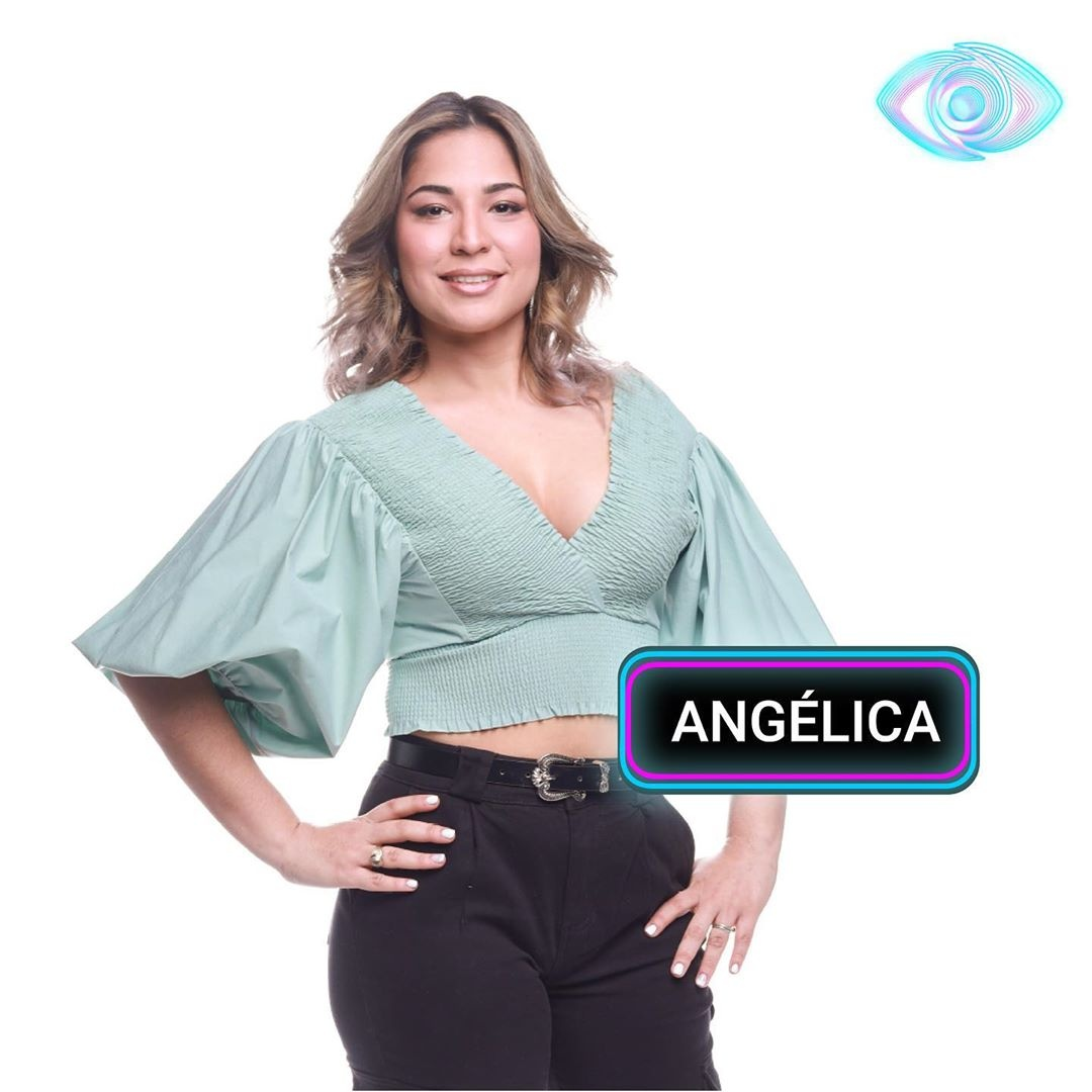 Angelica big brother