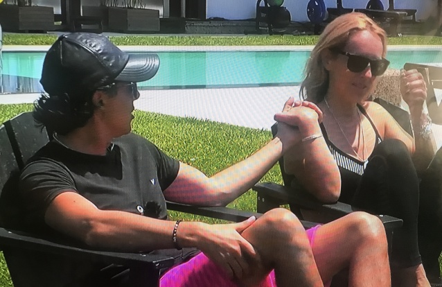 Teresa admite que teve medo que Pedro Soá lhe batesse