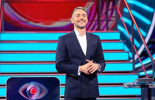 """""""Big Brother"""" vence nas audiências e Cláudio Ramos comemora"""