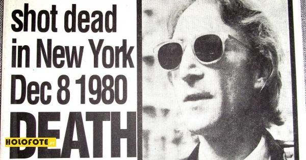 As revelações do assassino de John Lennon - Holofote