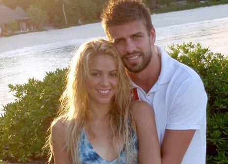 Shakira e Piqué à espera do primeiro filho?