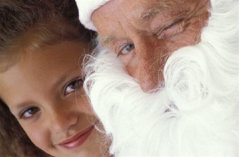 Devemos dizer às crianças que o Pai-Natal existe?