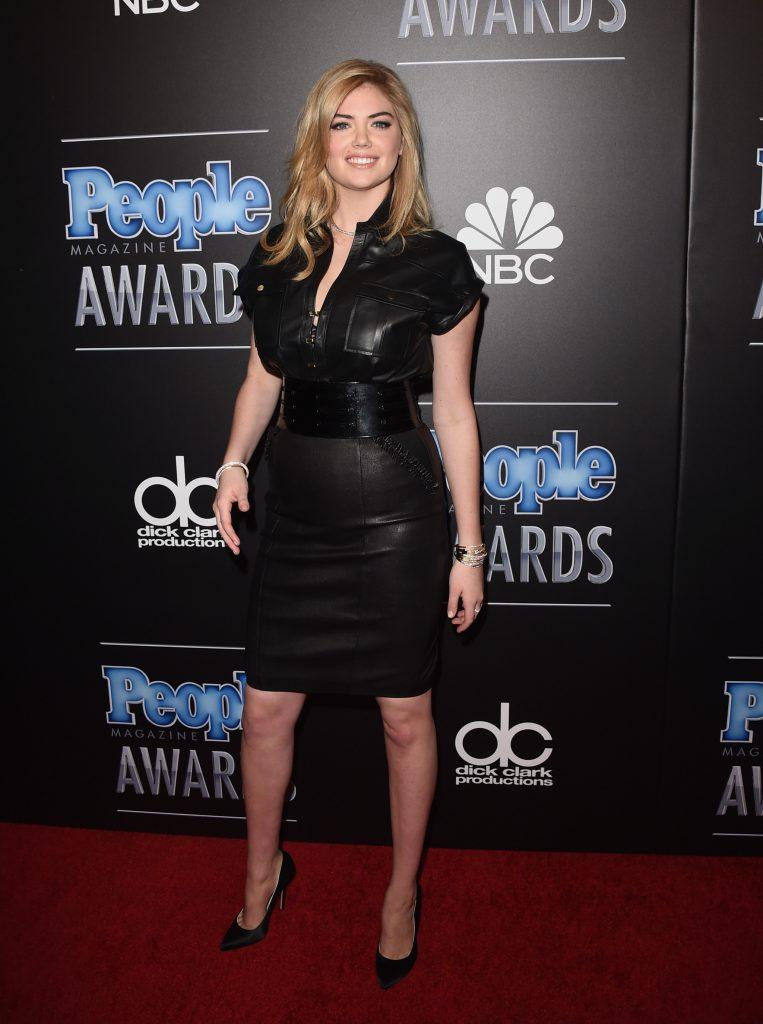 Poderosa! Kate Upton é eleita a mulher mais sexy do mundo