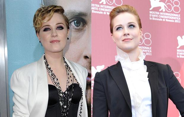 Evan Rachel Wood: YSL ou Dolce & Gabbana