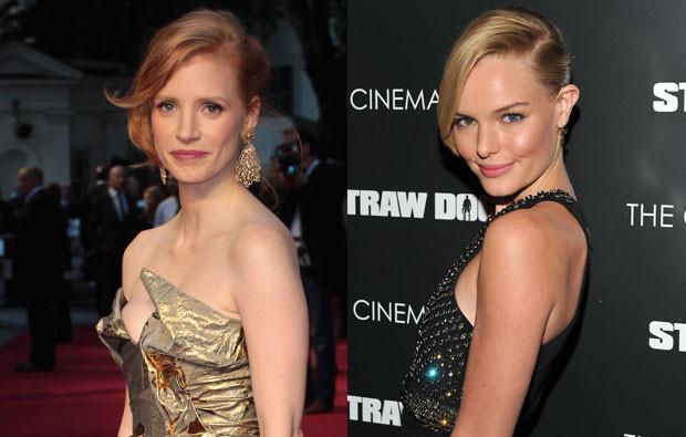 Jessica Chastain e Kate Bosworth