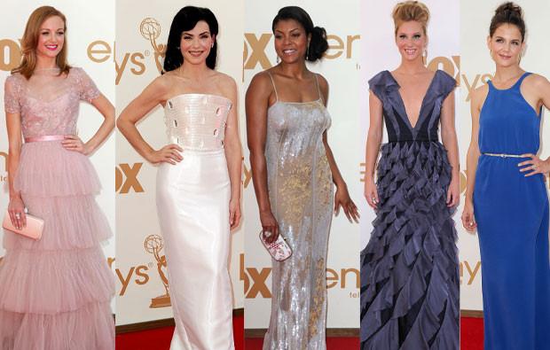 Jayma Mays, Julianna Margulies, Taraji P. Henson, Heather Morris e Katie Holmes