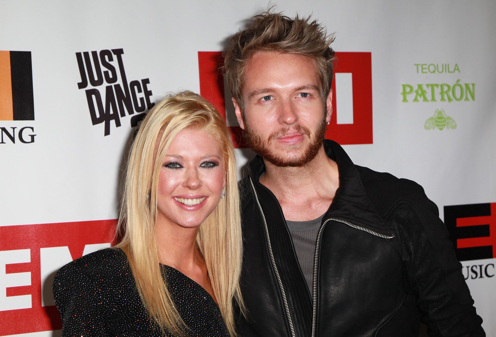 Tara Reid e Michael Lilleund