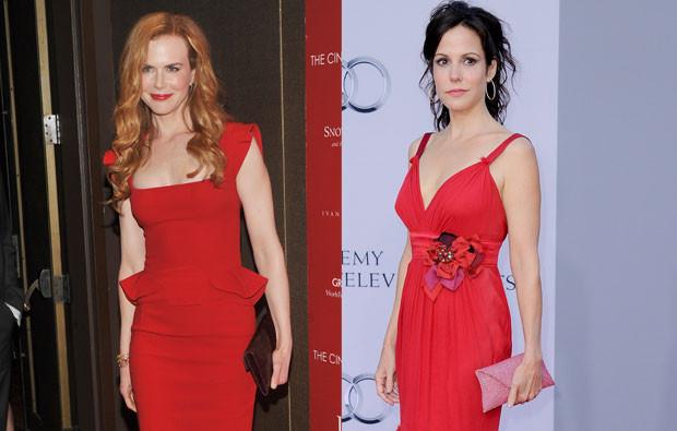 Nicole Kidman e Mary-Louise Parker