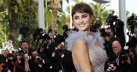 As mais bem vestidas de Cannes: Penélope Cruz, Cheryl Cole...