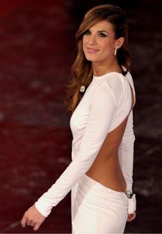 Elisabetta Canalis furiosa com o fim do romance com Clooney