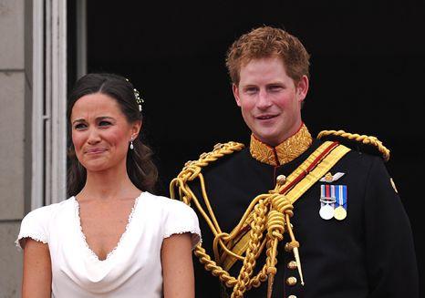 Fãs do Facebook querem ver príncipe Harry e a irmã de Catherine juntos!