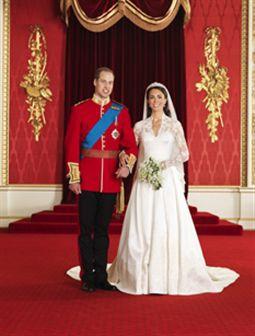 Divulgados as fotos oficiais do casamento real