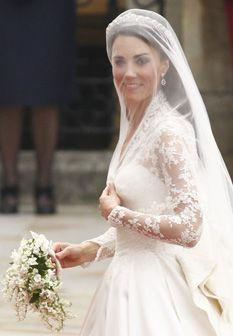 Kate Middleton e Diana Spencer: os vestidos