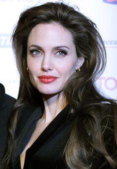Angelina Jolie nova imagem da Louis Vuitton