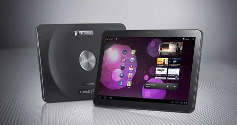 Samsung apresenta tablet topo de gama