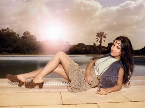 Mariana Monteiro volta a ser imagem da Seaside
