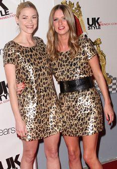Nicky Hilton e Jaime King usam vestido igual... e então?