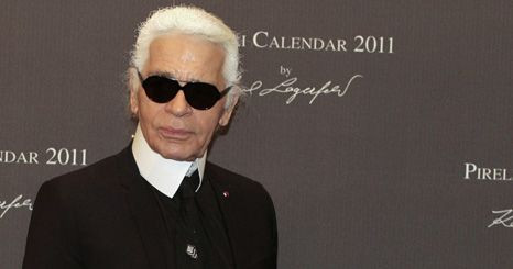 Karl Lagerfeld está 'furioso' com John Galliano