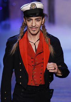 John Galliano despedido pela Dior por comentários anti-semitas