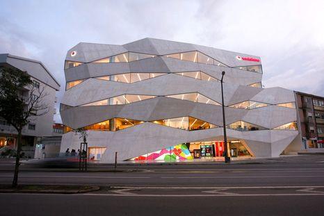 'Building of the Year 2010' vai para projeto do Porto